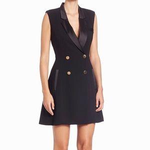 d18b9c8d71c ABS by Allen Schwartz Tuxedo Dress Size 6 NWT